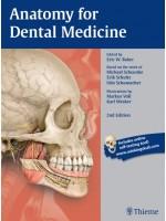 Anatomy for Dental Medicine 2nd Edition