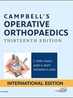 Campbell's Operative Orthopaedics: 4-Volume Set, 13e ( I.E )