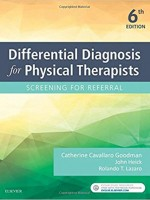 Differential Diagnosis for Physical Therapists: Screening for Referral, 6/e