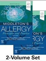 Middleton's Allergy 9e(2Vols): Principles & Practice