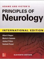Adams and Victor's Principles of Neurology 11th Edition (IE)