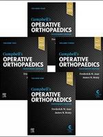 Campbell's Operative Orthopaedics, 4-Volume Set 14th Edition