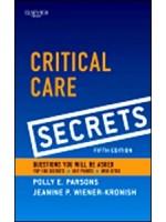 Critical Care Secrets,5/e