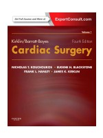 Kirklin/Barratt-Boyes Cardiac Surgery,4/e(2Vols)