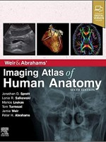 Weir & Abrahams' Imaging Atlas of Human Anatomy 6th Edition