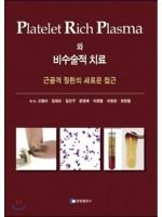Platelet Rich Plasma 와 비수술적 치료